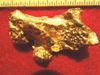 4.0 Ounce Australian Gold Nugget with Gold CRYSTALS