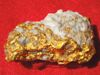 Rare 14.21 Ounce Gold Nugget Arizona - Museum Grade