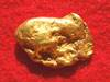 Gorgeous Smooth Gold Nugget from Costa Rica