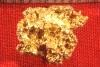Richly Textured Jewelry Grade Australian Gold Nugget