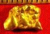 Natural California Gold Nugget - Super Nice