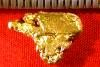 Very Rare Reef Gold Nugget from Australia