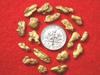 18 Premium Jewelry Grade Alaska Gold Nuggets - For Pendants