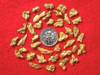 38 Premium Jewelry Grade Klondike Gold Nuggets - For Pendants
