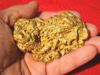 RARE 9.03 Ounce Natural Gold Nugget - California - Museum Grade