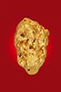 Eagle River Alaska - Gorgeous Large 2.32 Troy ounce Gold Nugget