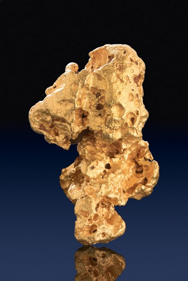 Beautiful Chunky Boulder Style Australian Gold Nugget