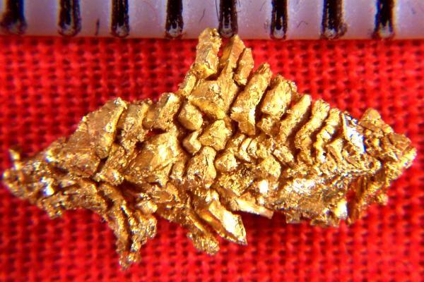 Rare Gold Nuggets