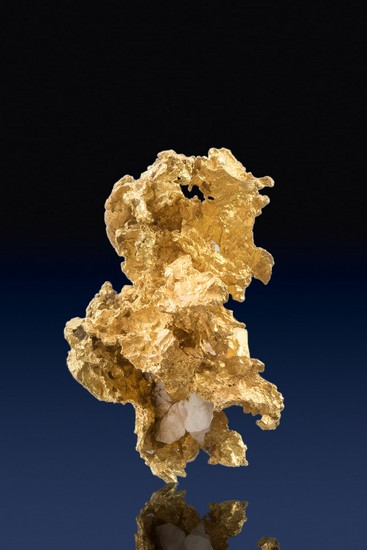 Intricate and Well Formed Crystalline Gold Nugget - Mariposa