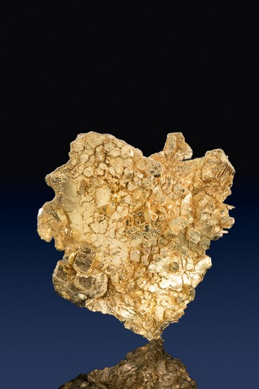 Beautiful Crystallized Leaf Gold - Round Mountain Gold Mine