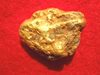Rare Natural Gold Nugget from Sonora, Mexico