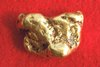 Gorgeous Natural Gold Nugget from the Klondike